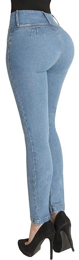 Fiorella Shapewear Butt Lifter Jeans