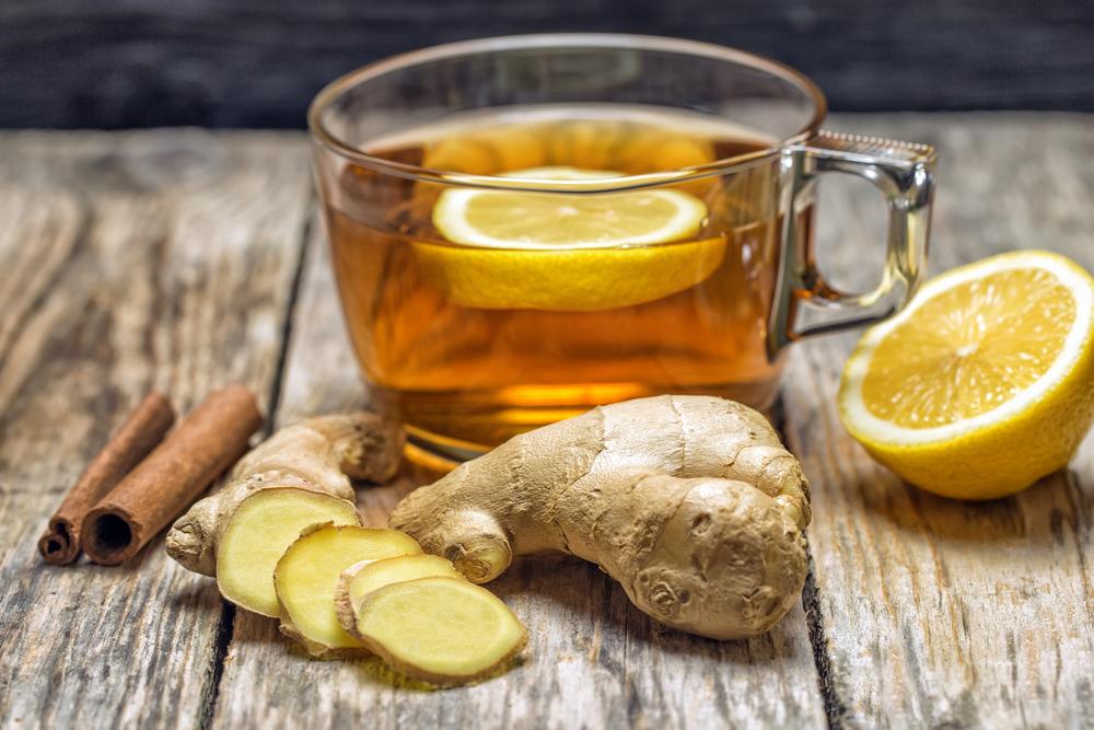 Hot Water and Honey Intake