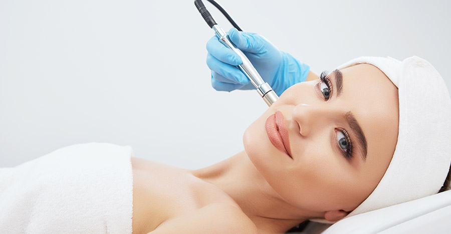 Induction Therapy And Microdermabrasion