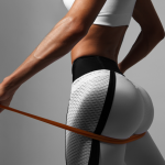 Smaller waist and Bigger hips