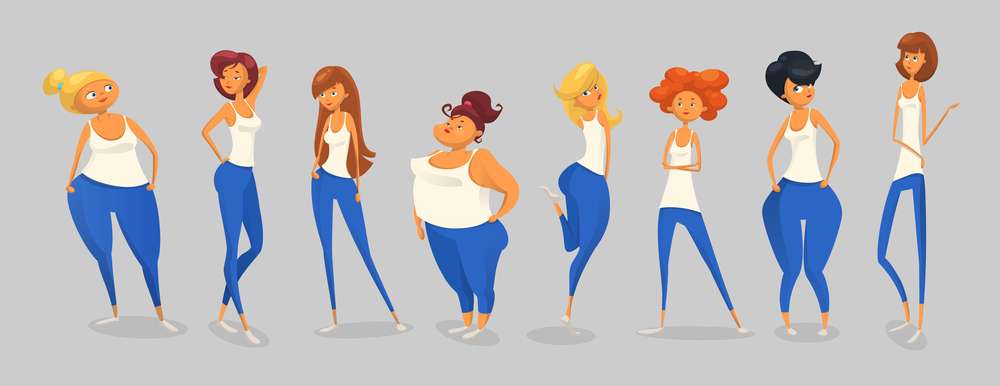 How to get an Hourglass Figure? – Easy and Fast