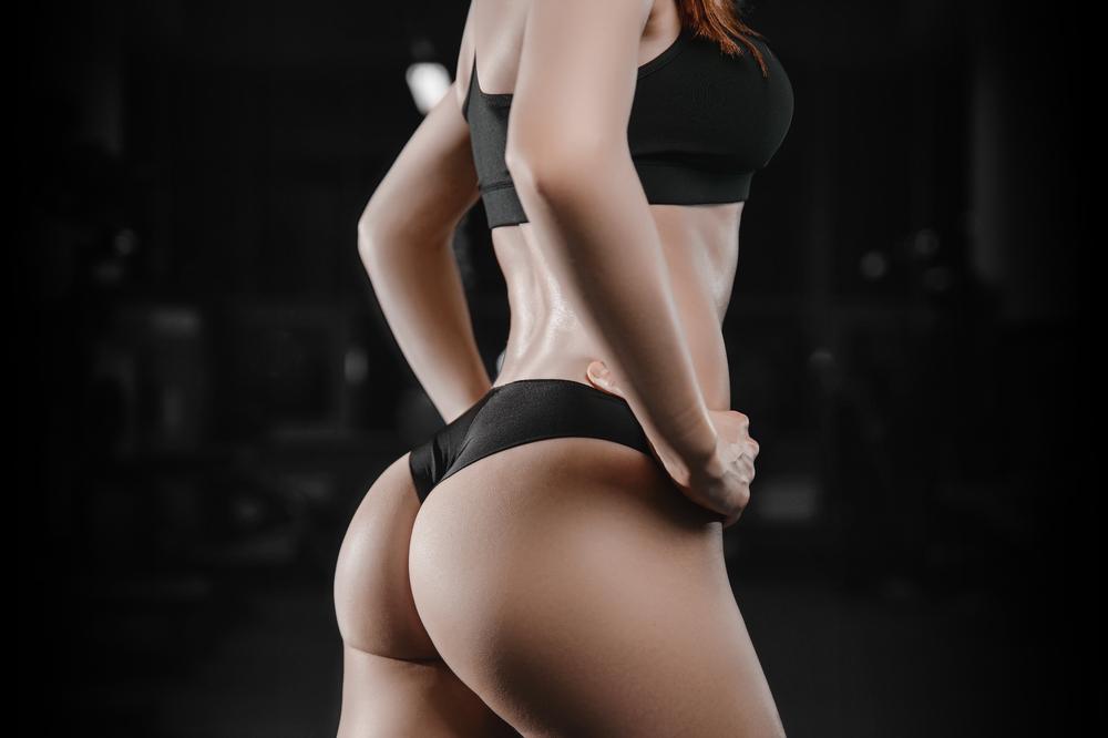Sweat-Free Butt
