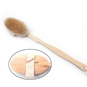 Long Handle Butt Cleaning Brush