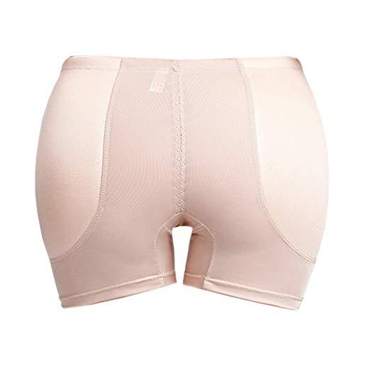 Paskyee Women Padded Butt Lifter Bra