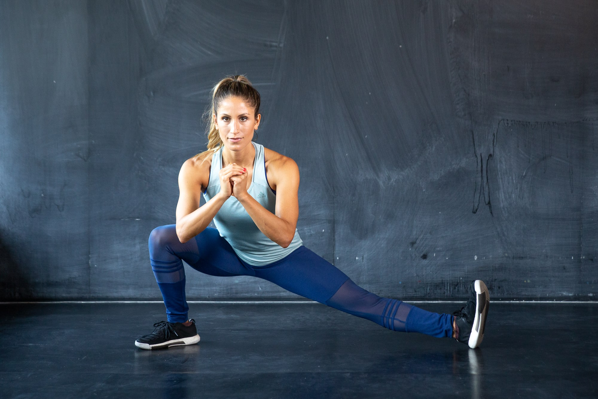 Standing Side-to-Side Squats