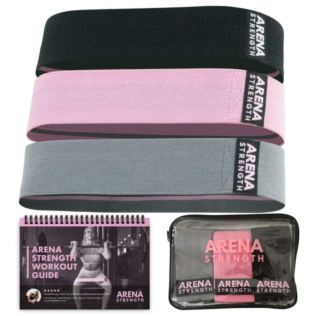 Arena Strength Booty Fabric Band