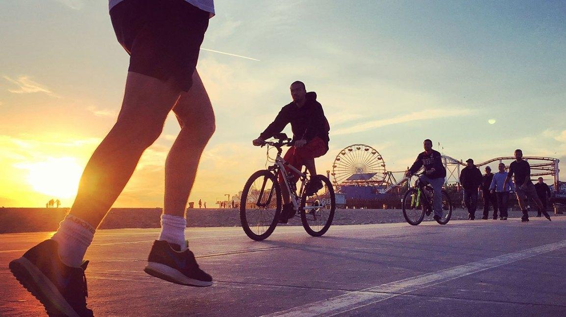 Cardio by Using a Bike- Run On a Bike