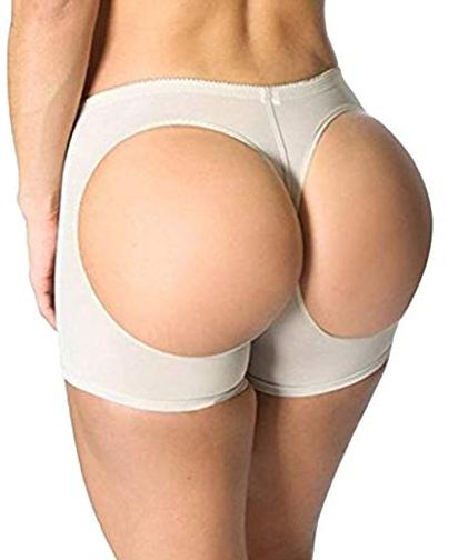 FLORATA Booty Lifter Panties