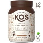 KOS Organic Plant Based Protein Powder