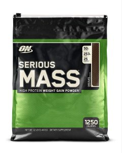 OPTIMUM NUTRITION Mass Weight Gainer Protein Powder