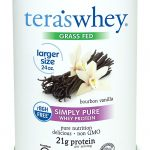 Teraswhey Simply Pure Whey Protein Powder