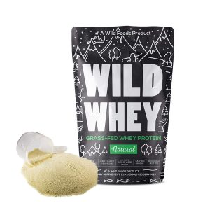 Wild Foods Grass-Fed Whey Protein