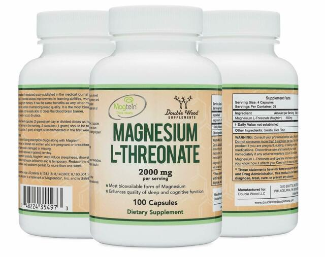 Magnesium Threonate