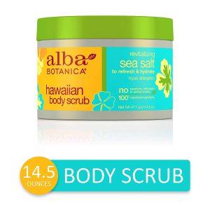 Alba Botanica Body Scrub