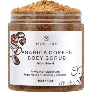 Arabica Coffee Exfoliating Body Scrub