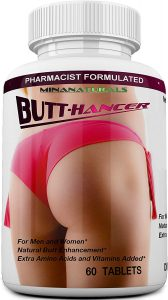 BUTTHANCER Natural Butt Enlargement & Butt Enhancement Pills