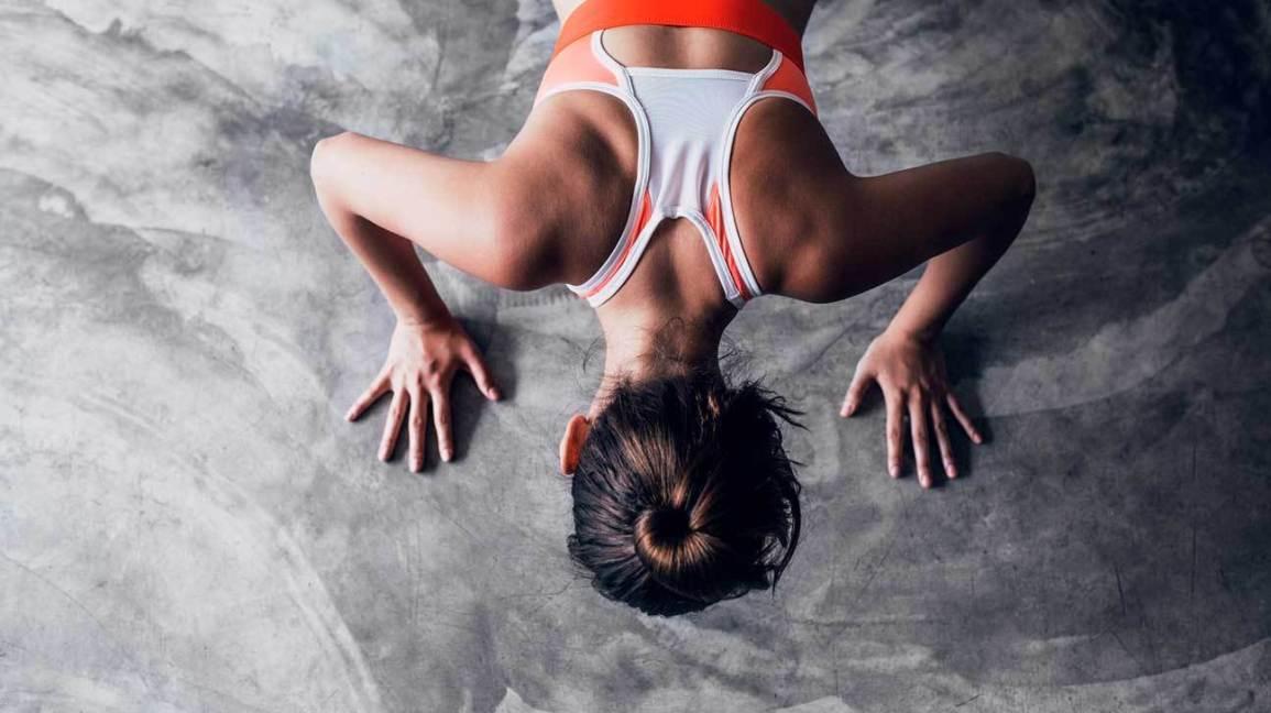 Bra Bulge Exercises