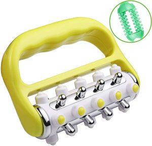 Elfirly Fascia and Anti Cellulite Roller Massager