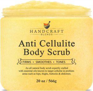 Handcraft Cellulite Treatment Body Scrub