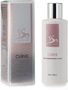 IsoSensuals Curve Butt Enhancement Cream