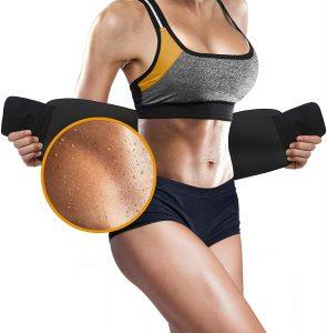 Perfotek Waist Trimmer Belt, Abdominal Trainer