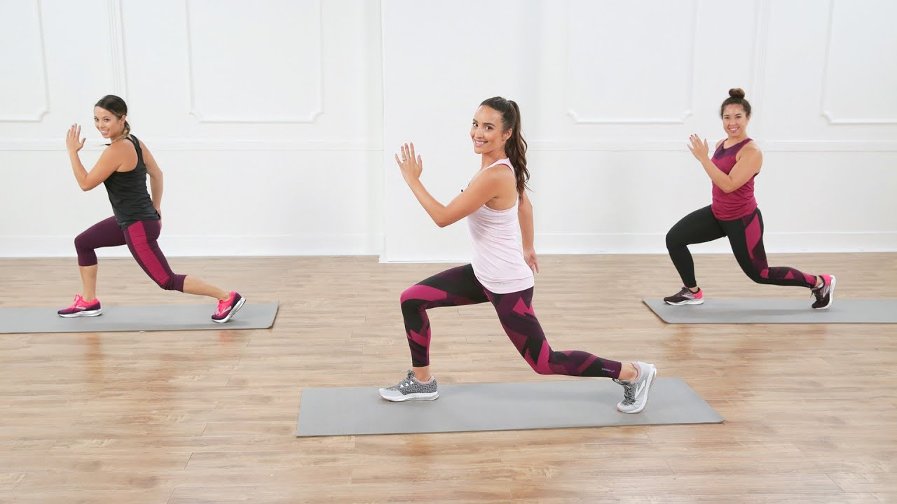 4-Move 30-Minute Cardio Workout