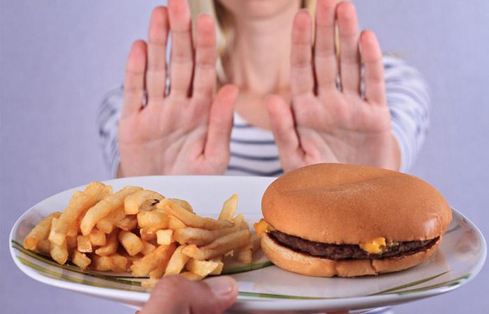 Avoid Fried Foods