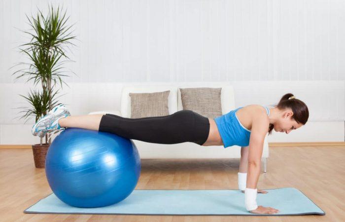 Body PhysioBall Workout