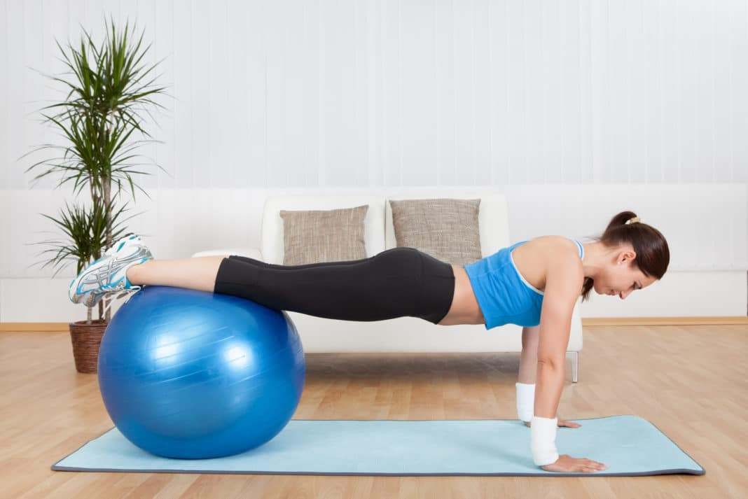 Total Body PhysioBall Workout – [Ultimate Guide]
