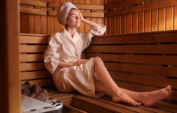 Calories Are Burned In a Sauna