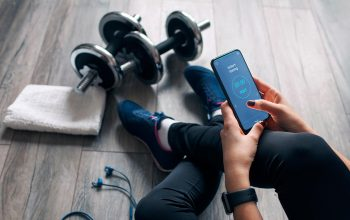 Fitness Technology Makes Working