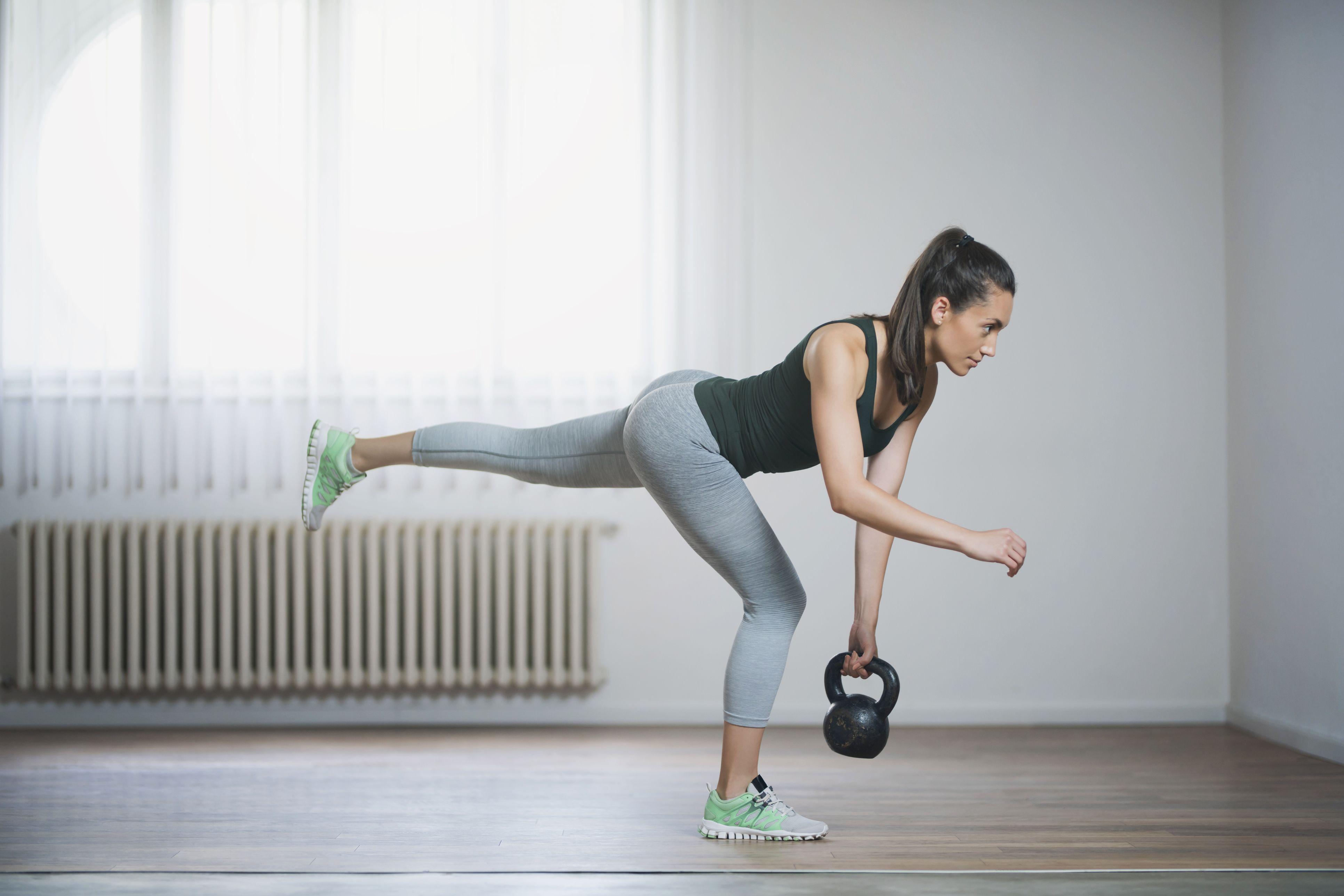 Full-Body Cardio Challenge