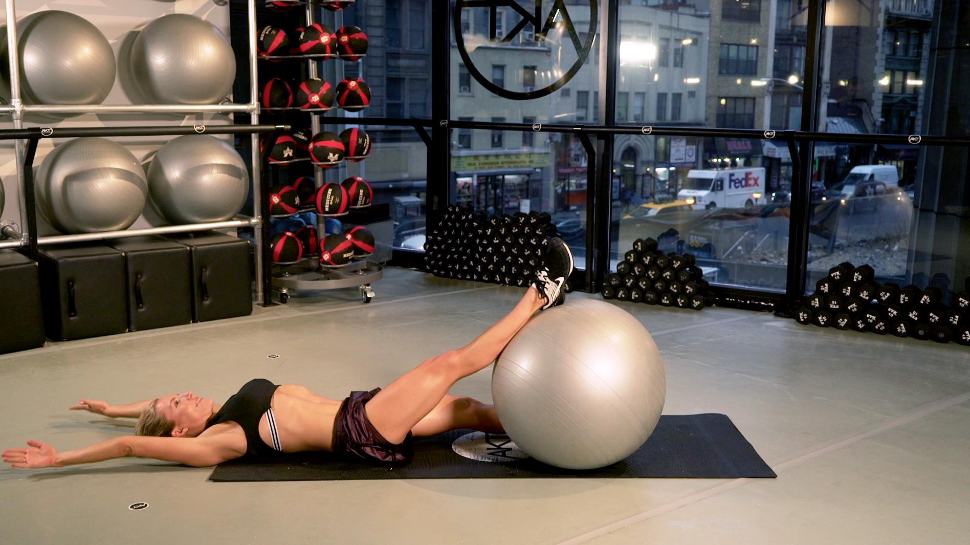 Physioball Workout