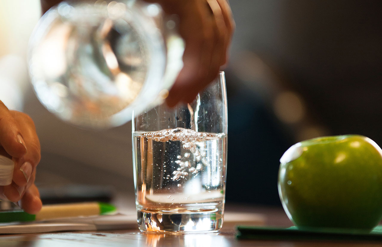 Switch Your Drinking Routine