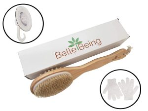 Belle Being Dry Brush for Cellulite