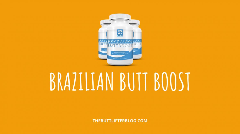 Brazilian Butt Boost by Kimi Naturals – Butt Enhancement Pills Review