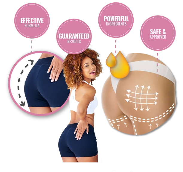 Brazilian Butt Boost Pills