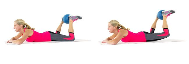 How to Do: FROGGY GLUTE LIFTS (Steps to Follow!)