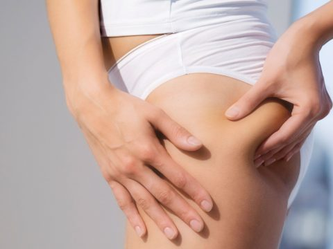 The Best Way to Get Rid of Butt Cellulite! (Simple Trick)