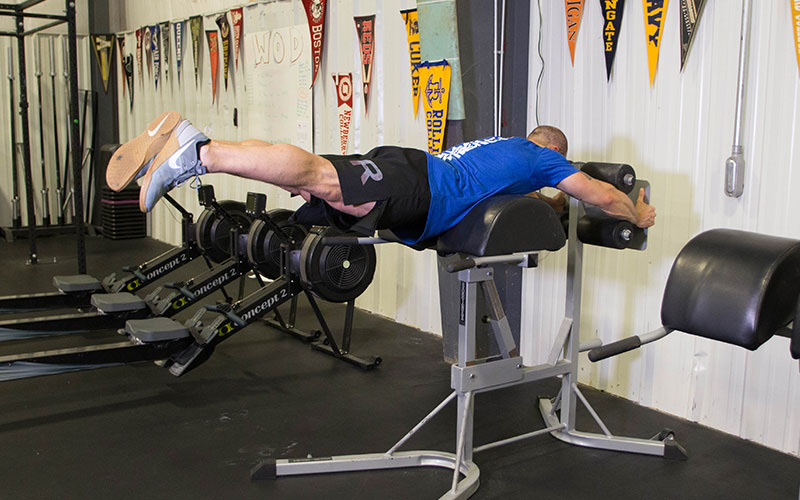 How to Do: Reverse Hyperextensions (Short Guide)